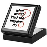 Vlad the Impaler Keepsake Box