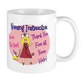 Nursing Instructor Small Mug