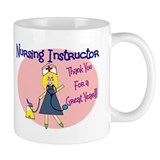 Nursing Instructor Coffee Mug