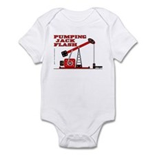 Pumping Jack Flash Infant Bodysuit