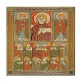 Saints of Kells Tile Coaster