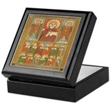 Saints of Kells Keepsake Box
