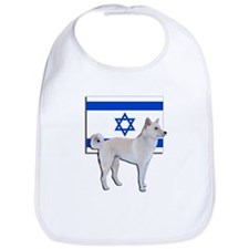 Canaan dog of Israel Bib