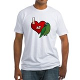 Love Peach Front Conure Shirt