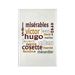 Les Miserables Rectangle Magnet (100 pack)