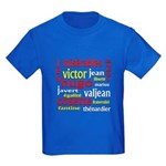 Les Miserables Kids Dark T-Shirt
