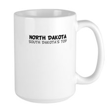 Unique Funny north dakota Mug