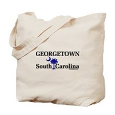 Georgetown South Carolina Tote Bag