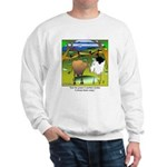 Crop Circles Explained Sweatshirt