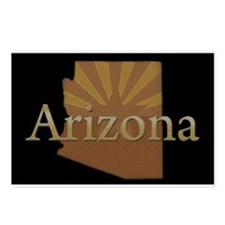 Arizona Sun Postcards (Package of 8)