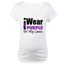 Purple Ribbon Cousin Shirt