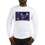 Peanut Butter & Jelly Fish Long Sleeve T-Shirt