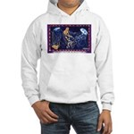 Peanut Butter & Jelly Fish Hooded Sweatshirt