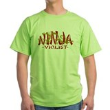 Dragon Ninja Violist  T-Shirt