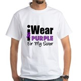 Purple Ribbon Sister Shirt