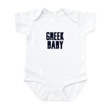 New Greek Infant Bodysuit