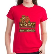 Ft. Lauderdale Tiki Bar - Tee