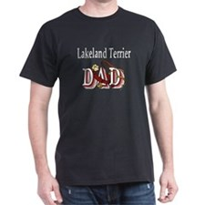 Lakeland Terrier Dad T-Shirt
