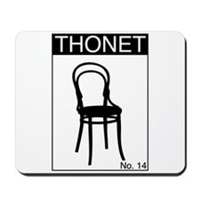 Thonet Chair No. 14 Mousepad