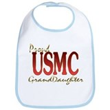 usmc granddaughter Bib