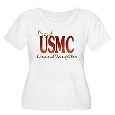 usmc granddaughter T-Shirt