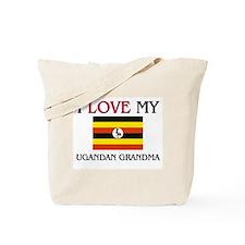 I Love My Ugandan Grandma Tote Bag