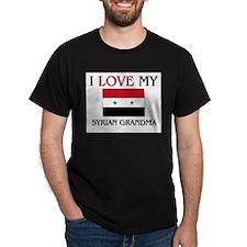 I Love My Syrian Grandma T-Shirt