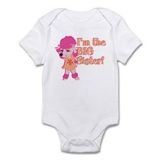 Im the Big Sister Infant Bodysuit