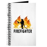 Firefighting Flames Journal
