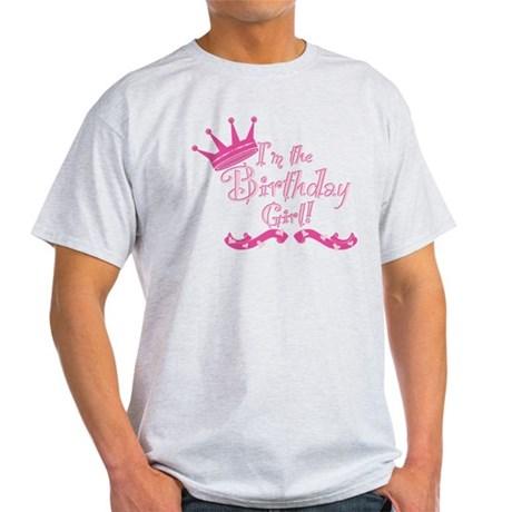 BirthdayGirl2 Light T-Shirt
