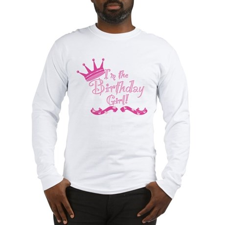BirthdayGirl2 Long Sleeve T-Shirt