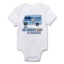 Ice Cream Man Infant Bodysuit
