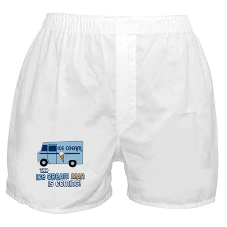 Ice Cream Man Boxer Shorts