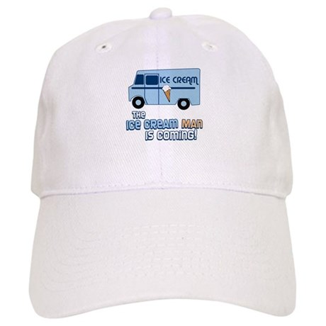 Ice Cream Man Cap