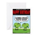 GAMMA GRASS! Greeting Cards (Pk of 20)