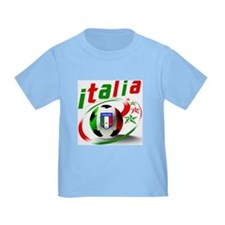 Italia Soccer World Sports T