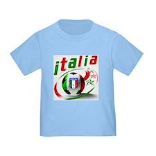 Italia Soccer World Sports T