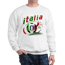 Italia Soccer World Sports Sweatshirt