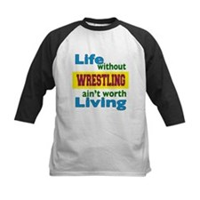 Life Without Wrestling Tee
