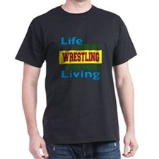 Life Without Wrestling T-Shirt