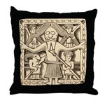 Ancient Celt Throw Pillow