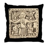 Ancient Celt Throw Pillow