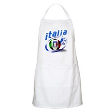 Italia Soccer World Sports Apron
