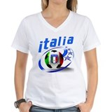 Italia Soccer World Sports Shirt