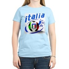 Italia Soccer World Sports T-Shirt