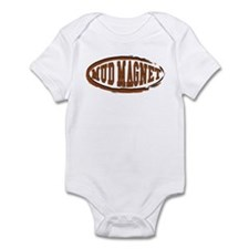 Mud Magnet Infant Bodysuit