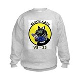 VS 23 Black Cats Sweatshirt