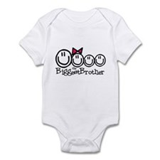 Brother, Sister, Brother, Bro Infant Bodysuit