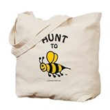 Unique Baby to bee Tote Bag