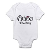 The Baby Infant Bodysuit